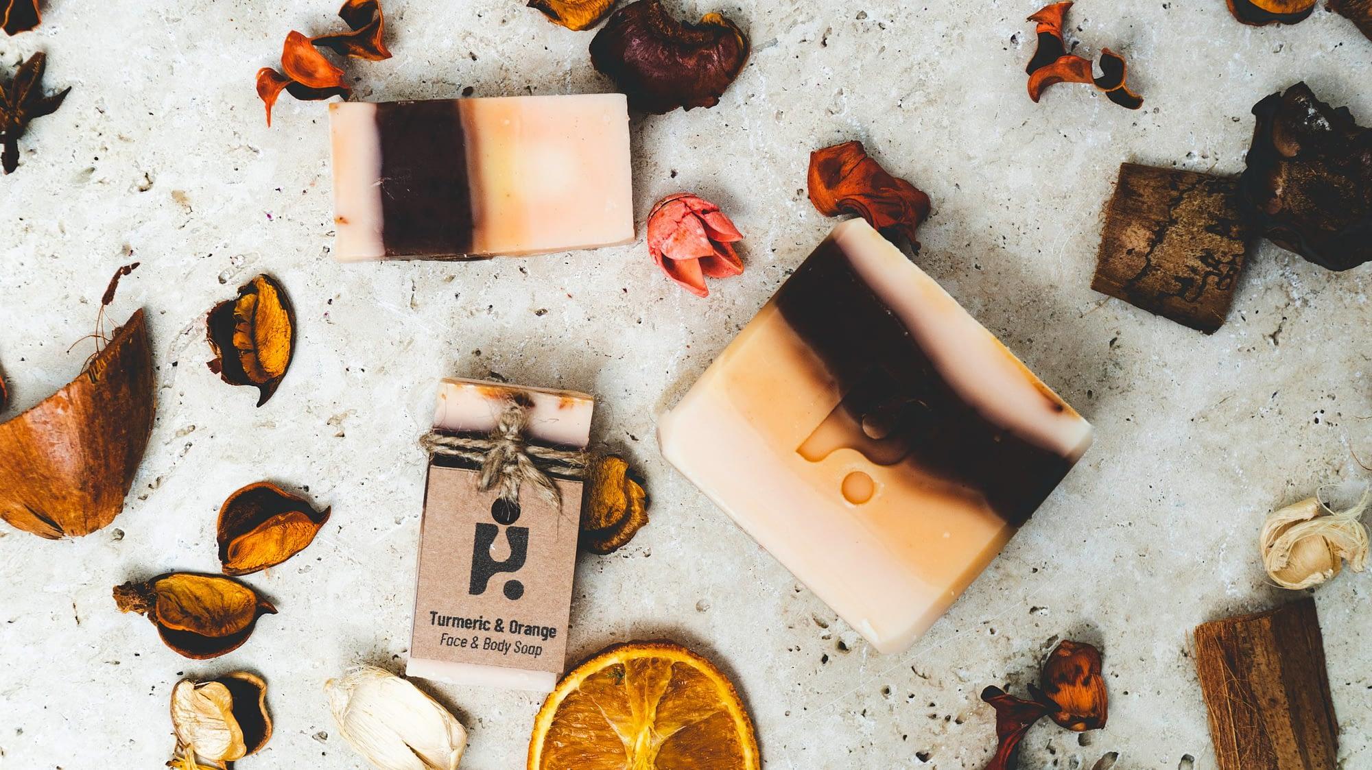 Mini Awakening Vegan soap